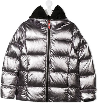 AI Riders On The Storm TEEN padded jacket
