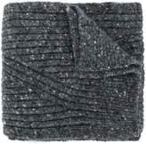 Pringle speckled scarf