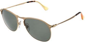Persol Men's Po7649s 56Mm Polarized Sunglasses
