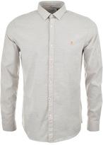Farah Steen Shirt Grey