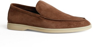Loro Piana Suede Loafers
