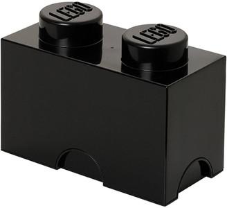 Room Copenhagen LEGO Storage Brick 2- Black