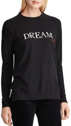 Ralph Lauren Dream Logo Sweater