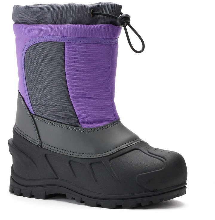 8b47acd4567 Itasca Cerebus Girls' Winter Boots