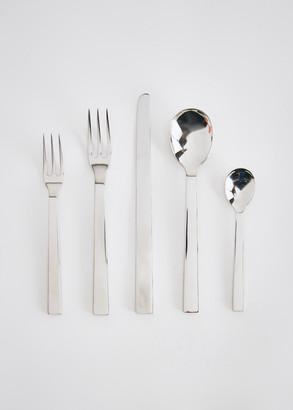 Alessi Santiago Cutlery Set 2 in Silver