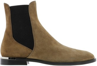Jimmy Choo Rourke Flat Ankle Boots