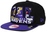 New Era Baltimore Ravens Big City 9FIFTY Snapback Cap