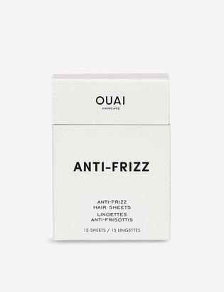 Ouai Anti-Frizz Hair Sheets x15
