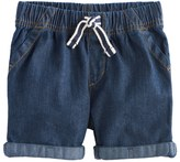 Jumping Beans Baby Boy Jumping Beans® Rolled Denim Shorts
