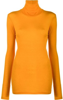 Closed slim-fit roll-neck T-shirt