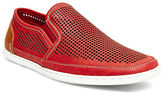 Steve Madden Factionn Bicycle Toe Perforated Casual Sneakers