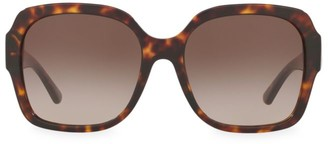 Tory Burch 57MM Square Sunglasses