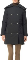 Max Studio Quilted Puffy Coat