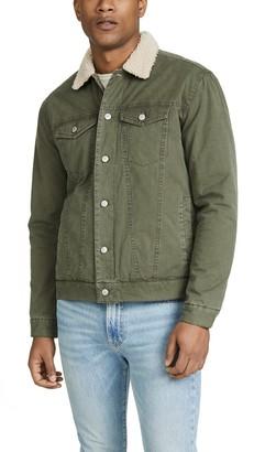 Rails McKinley Sherpa Collar Jacket