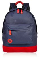 River Island Boys navy Mi-Pac classic backpack