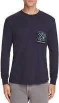 Sovereign Code Gus Graphic Long Sleeve Pocket Tee