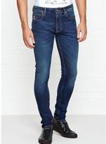 Vivienne Westwood Faded Skinny Jeans