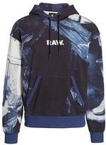 G Star Raw Graphic 16 Rijks Organic Cotton Hoodie
