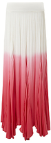 Phase Eight Natalia Ombre Maxi Skirt, Pretty Pink