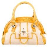 Celine Embossed Bisbille Bag