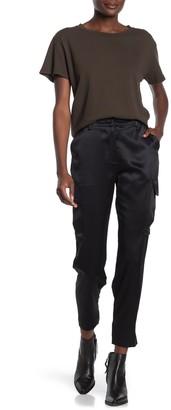 Nili Lotan Nikola Silk Cargo Pants