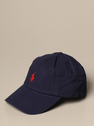 Polo Ralph Lauren Baseball Cap With Logo