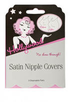Hollywood Fashion Secrets Satin Nipple Covers 5 x Pairs