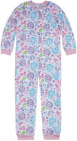 Kids Line Girls Long Sleeve One Piece Pajama-Big Kid