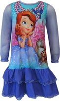 Disney Sofia The First Daydreaming Toddler Nightgown for girls