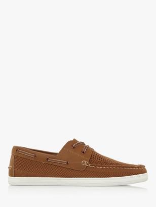 Dune Bonavista Mesh Boat Shoe
