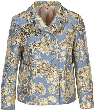 N°21 N21 Floral Jacquard Blazer