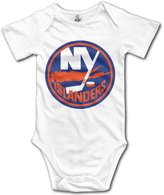 Vbe107 New York Islanders Barclays Center Baby Onesie Toddler-bodysuits