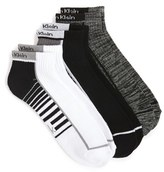 Calvin Klein Men's Coolpass Ankle Socks