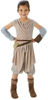 Rubie's Costume Co Star Wars Deluxe Rey Dressing-Up Costume