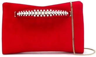 Jimmy Choo Venus clutch bag