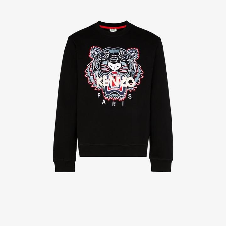 tiger cotton sweater