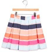 Paul Smith Girls' Pleated A-Line Skirt