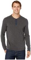 Prana Ronnie Henley (Nautical) Men's T Shirt