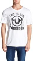 True Religion V-Neck Logo Tee