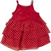LAmade Kids Bertha Dress (Baby) - Apple Red-6-12 Months