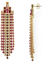 Rebecca Minkoff Deco Drop Earrings