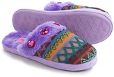 M&F Western Products, Inc. M&F Western Knit Print Slide Slippers (For Women)