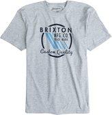 Brixton Austin Ss Tee