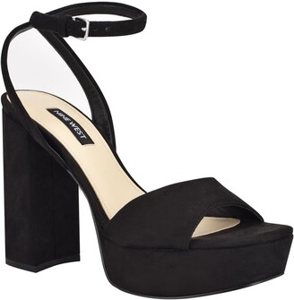 Nine West Zenna Ankle Strap Sandal