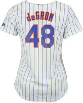 Majestic Women's Jacob DeGrom New York Mets Replica Cool Base Jersey