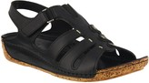 Spring Step Leather Fisherman Sandals - Evelin