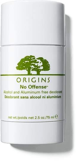 Origins Alcohol and Aluminum Free deodorant