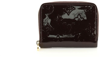 Louis Vuitton Zippy Coin Purse Monogram Vernis