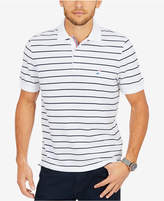 Nautica Men's Racer Knit Striped Polo, Created for Macy's