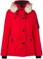 Canada Goose buttoned parka coat